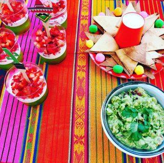 Almoço mexicano 🇲🇽🌵🥑🌶#minichefs #workshopculinaria #educacaoalimentar #nutrirconsultoriaporto #nutrition #kids #nutricao